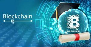цифровые дипломы с блокчейном